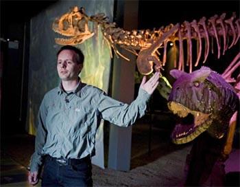 Динозавры в Тиволи