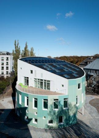 Датская архитектура