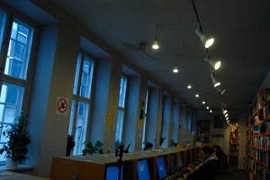 Датские библиотеки