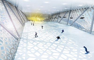 Датская архитектурная студия «Cebra»